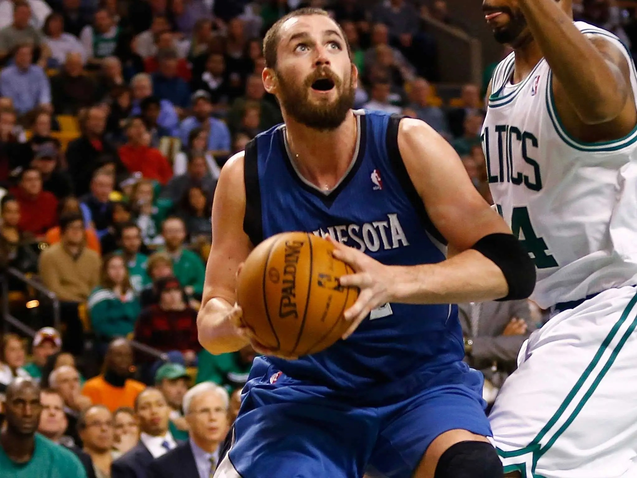 #45 Kevin Love