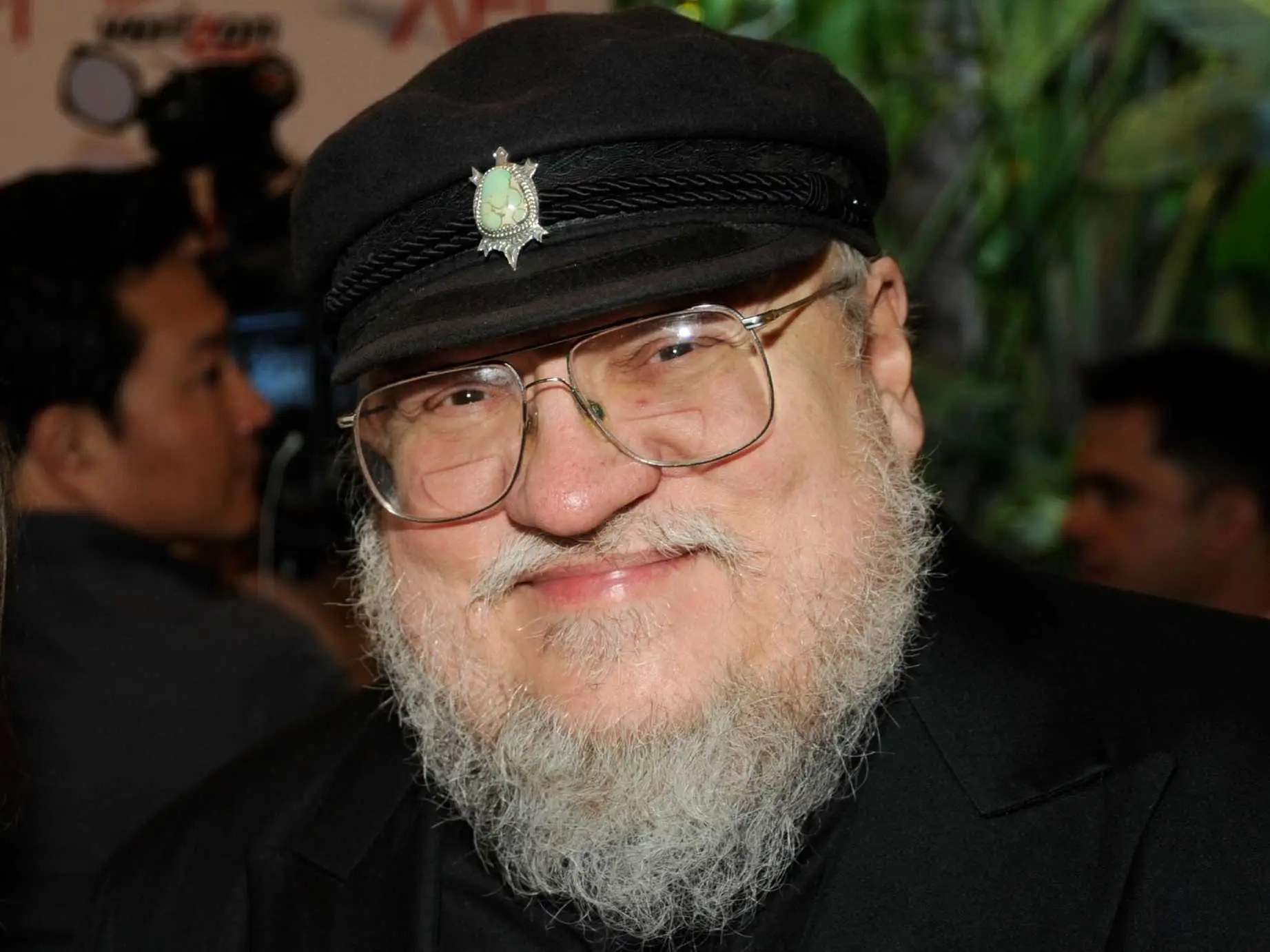 Image result for image of George r r martin