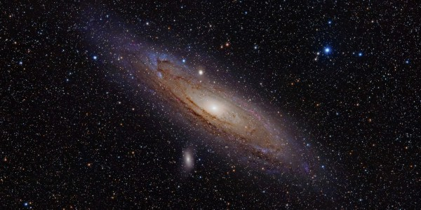 Gamma Ray Burst In M31 Andromeda Galaxy - Business Insider