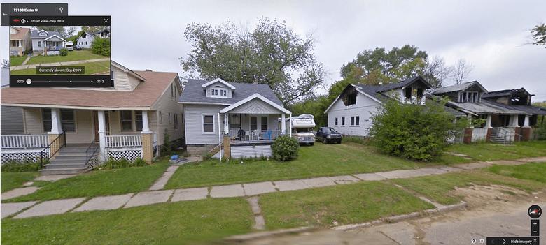 detroit housing