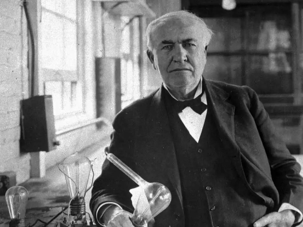 Inventor Thomas Edison recognized that success is a grind.