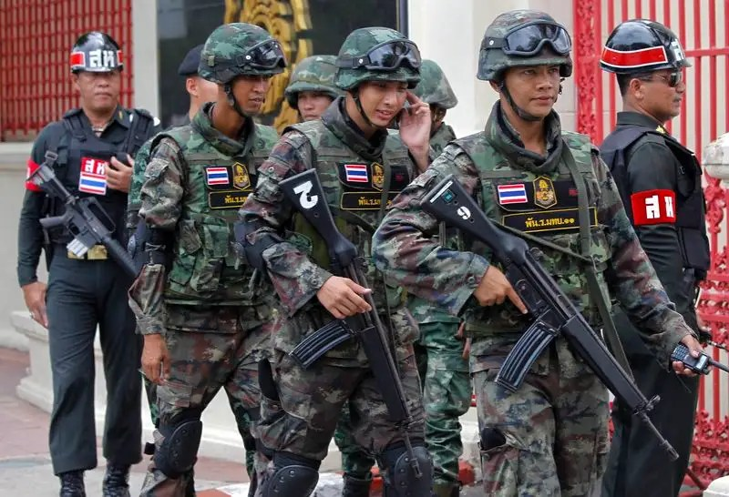 Image result for us-backed regime thailand