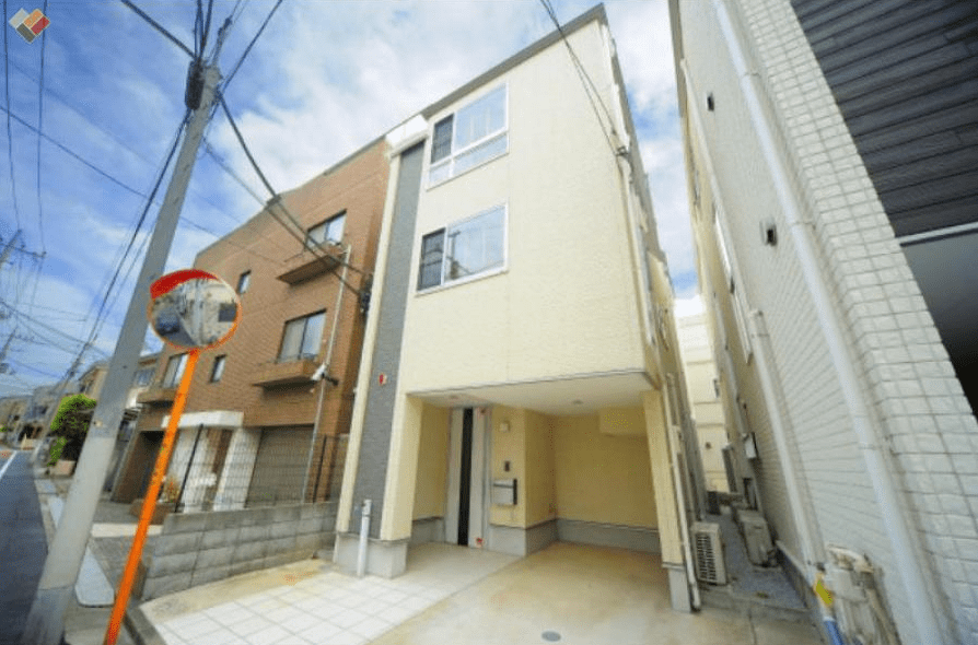"In Tokyo, $1.05 million buys a 1,357-square-foot, multilevel home described as ""a modern and open detached house with an open ceiling space."""