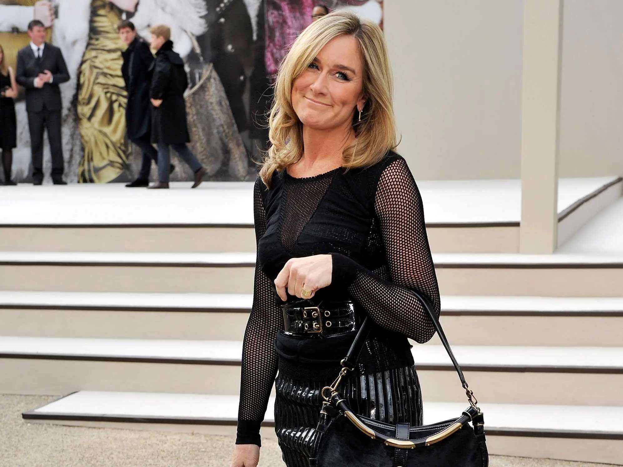 10. Angela Ahrendts, SVP of Retail and Online Stores, Apple