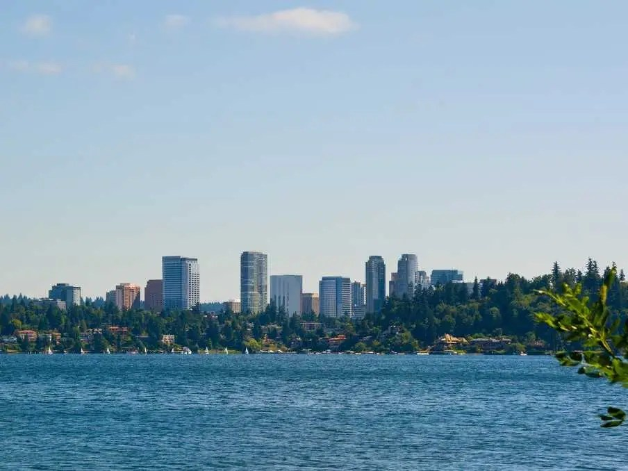 14. Bellevue, Washington