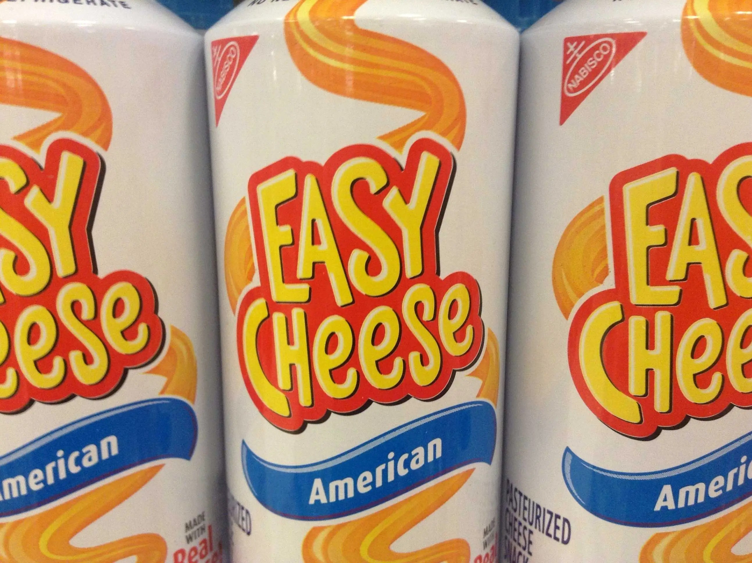 cheese whiz in a can easy cheese