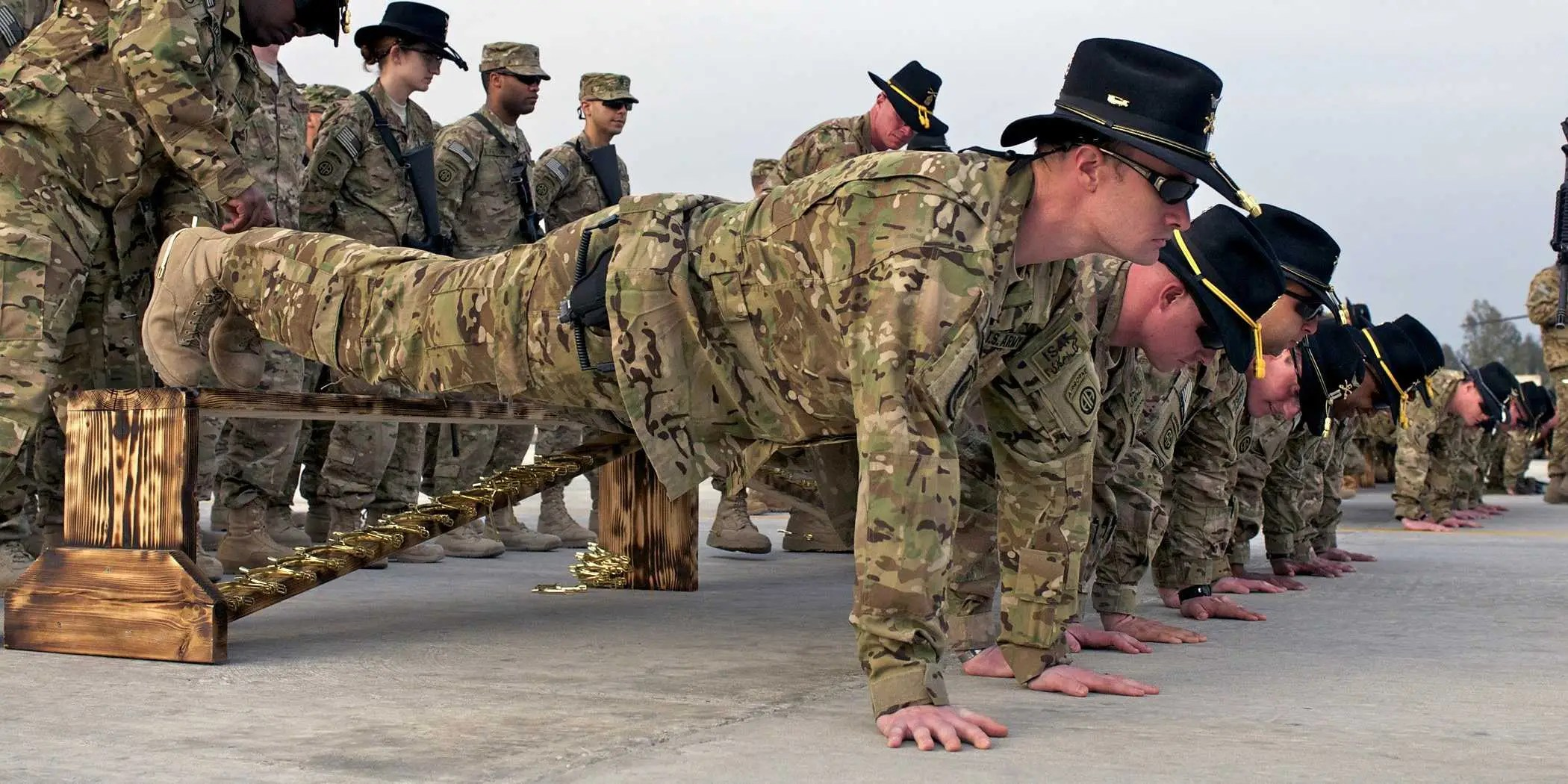 us army best photos 2012, gold spurs