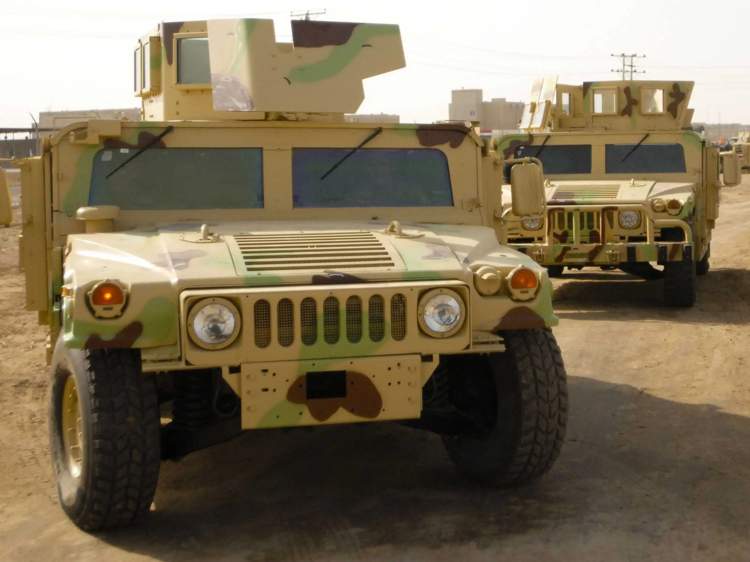 The Army Is Auctioning f Humvees For As Low As $21 500