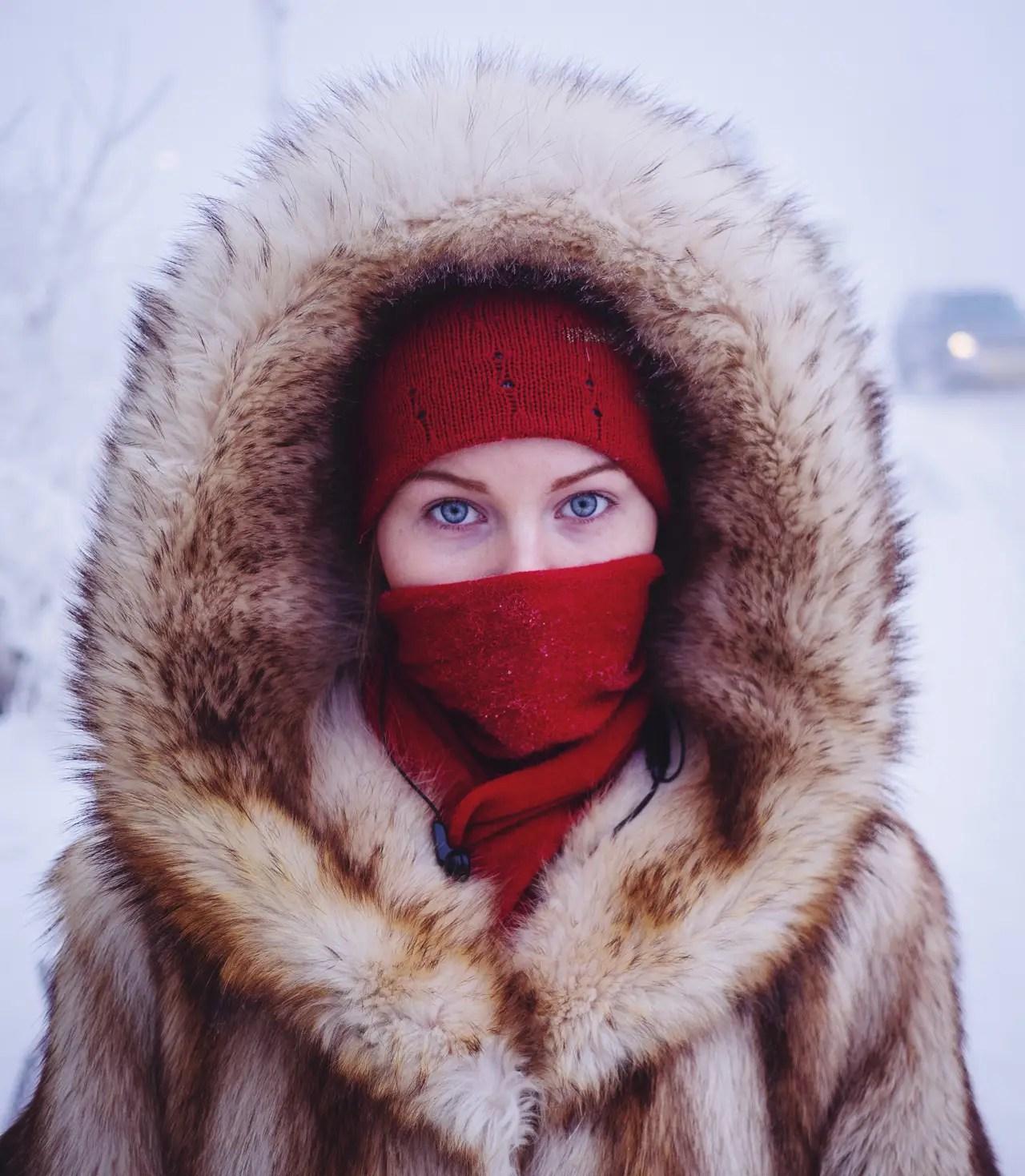 Cold Russia Amos Chapple