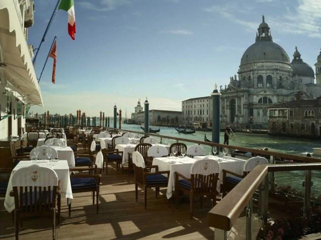 16. The Gritti Palace, Venice, Italy