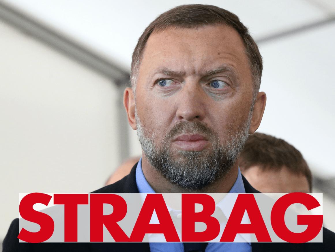 Oleg Deripaska - Strabag SE