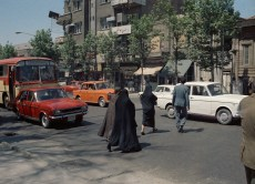 High oil prices and relative stability in the Middle East contributed to a growing business class in major Iranian cities.
