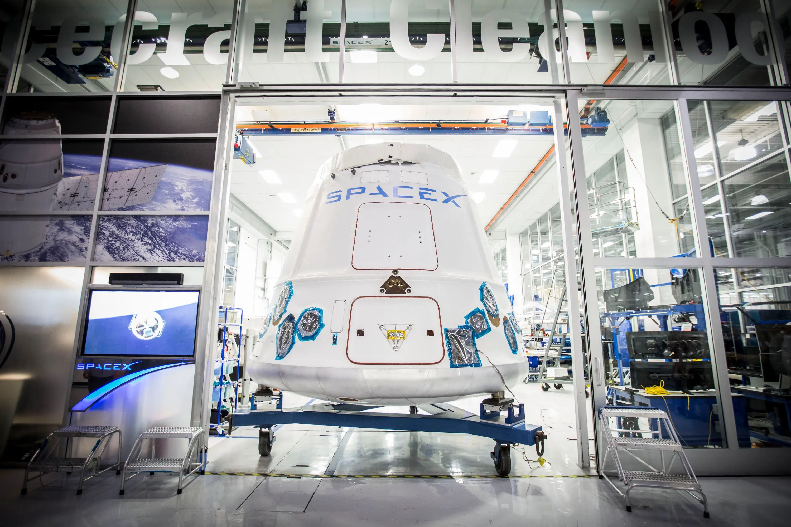 "...and the SpaceX Dragon spacecraft, named after the song ""Puff the Magic Dragon."" That name was Musk's jab at haters who told him that SpaceX would never be able to put vehicles into space."