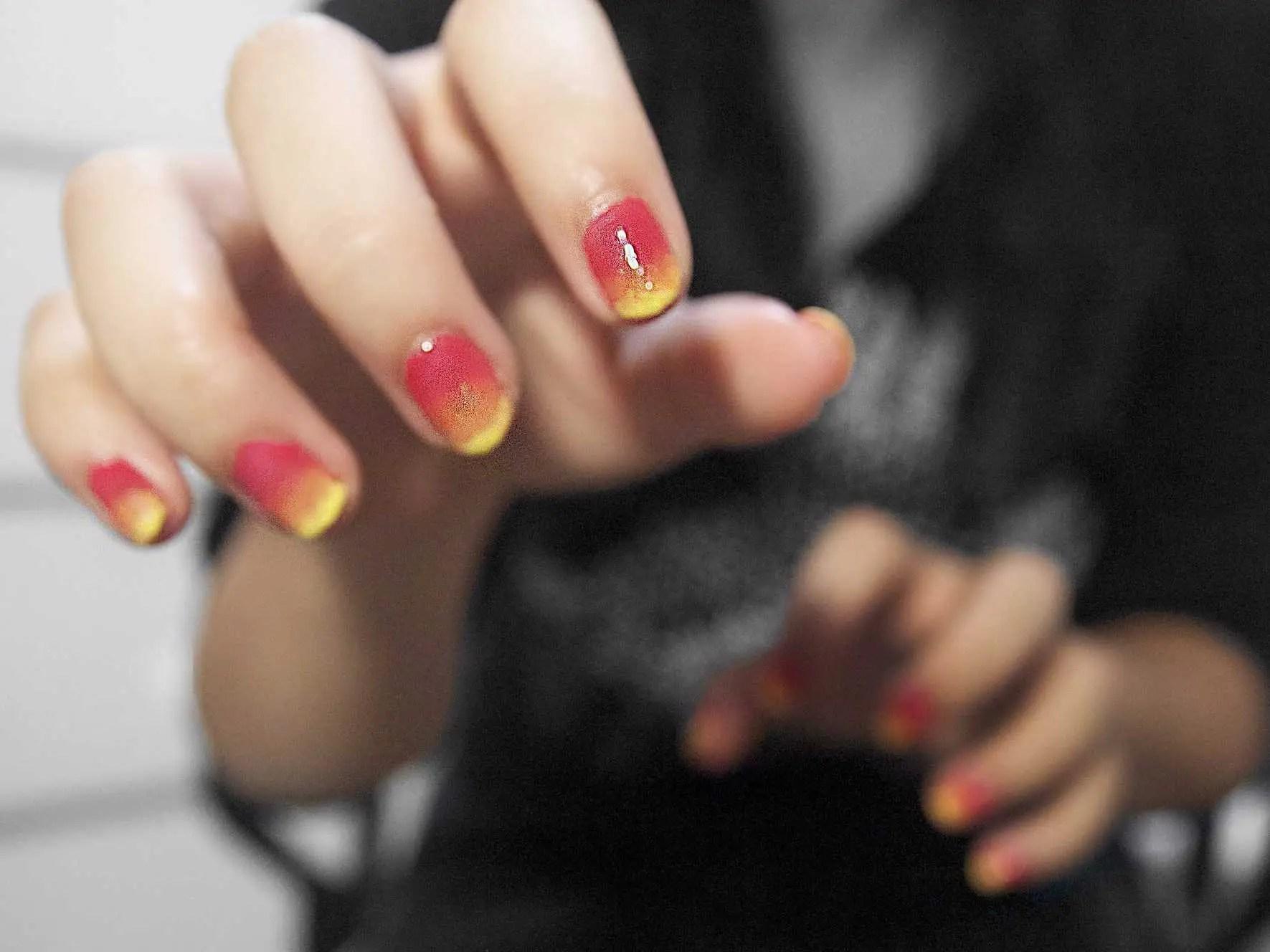 Concrete Flickr Nail Salons