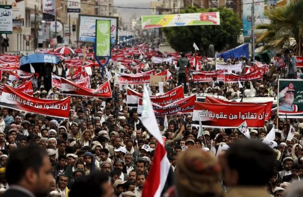 Houthis accept five-day truce in Yemen proposed by Saudi ...