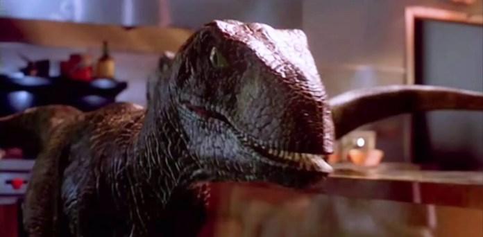 Velociraptor Jurassic Park