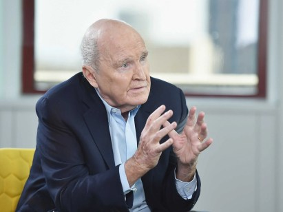 In Honor of Jack Welch