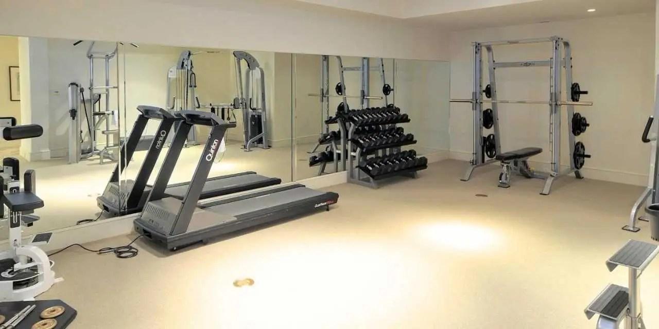 hedge fund gym
