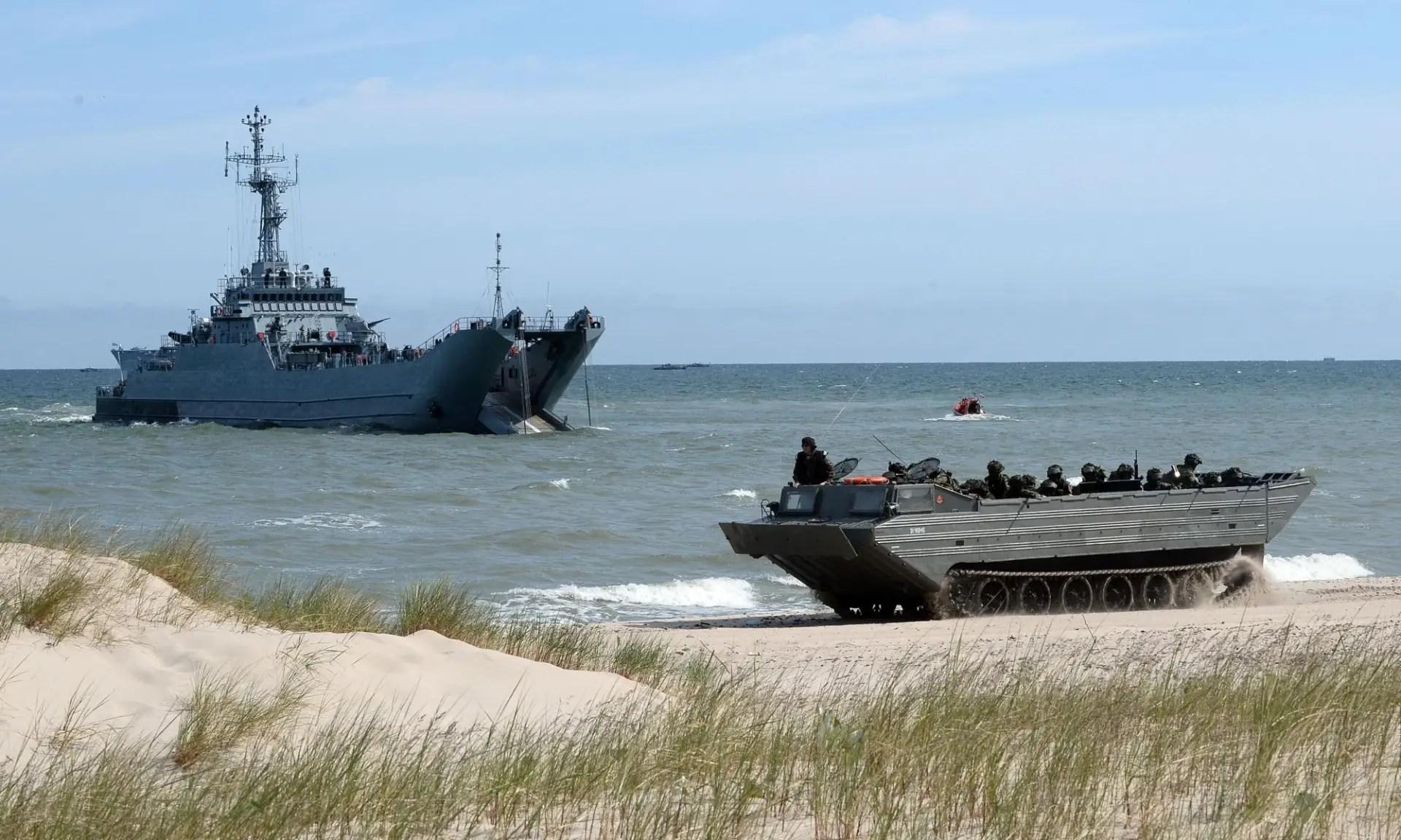 NATO poland
