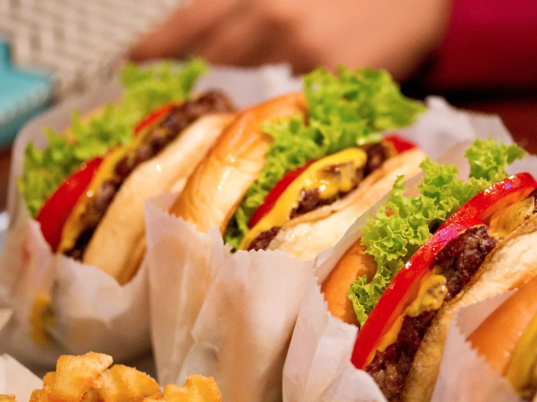 Top 5 Fast Food Franchises