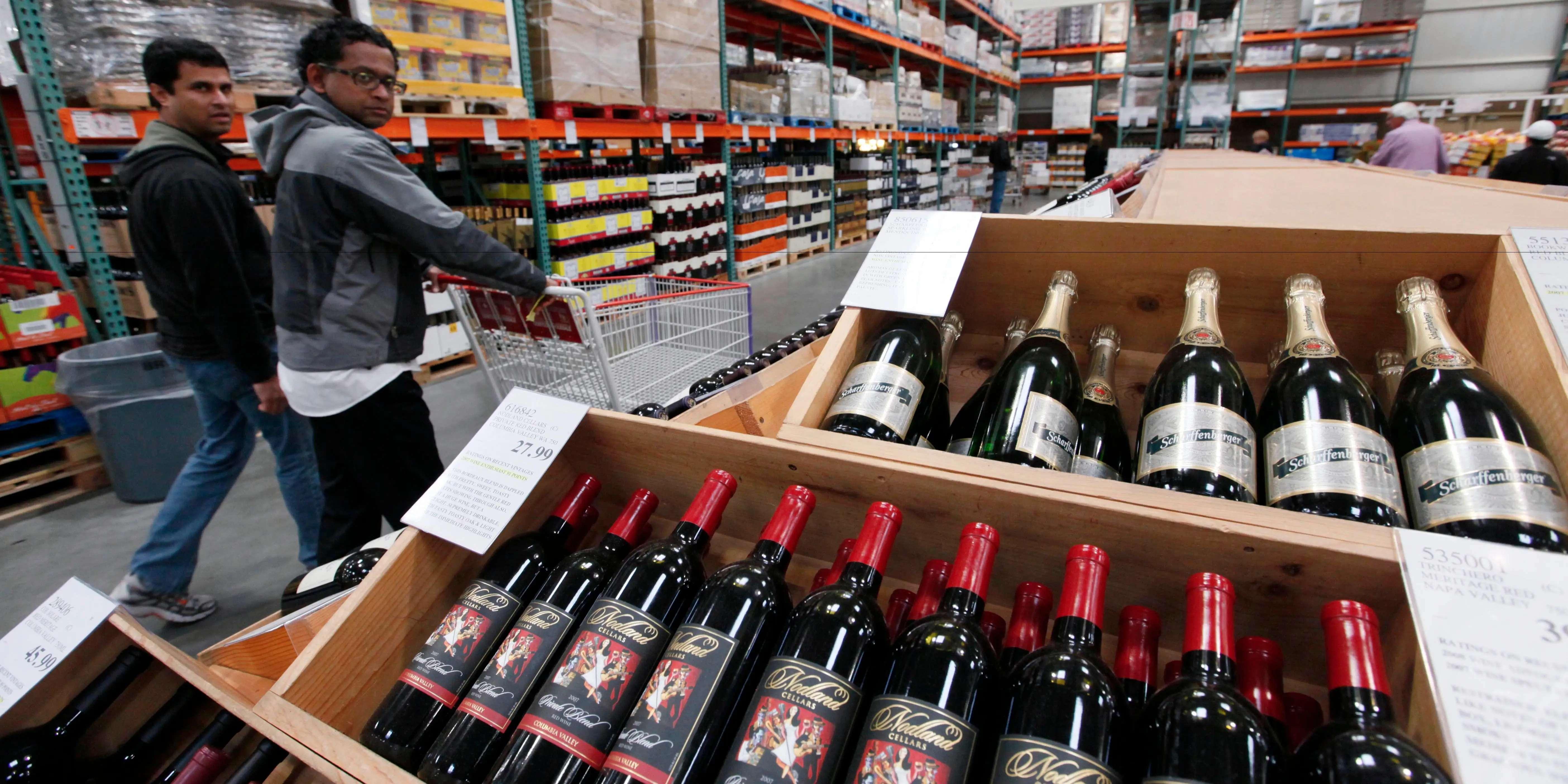 Costco wine