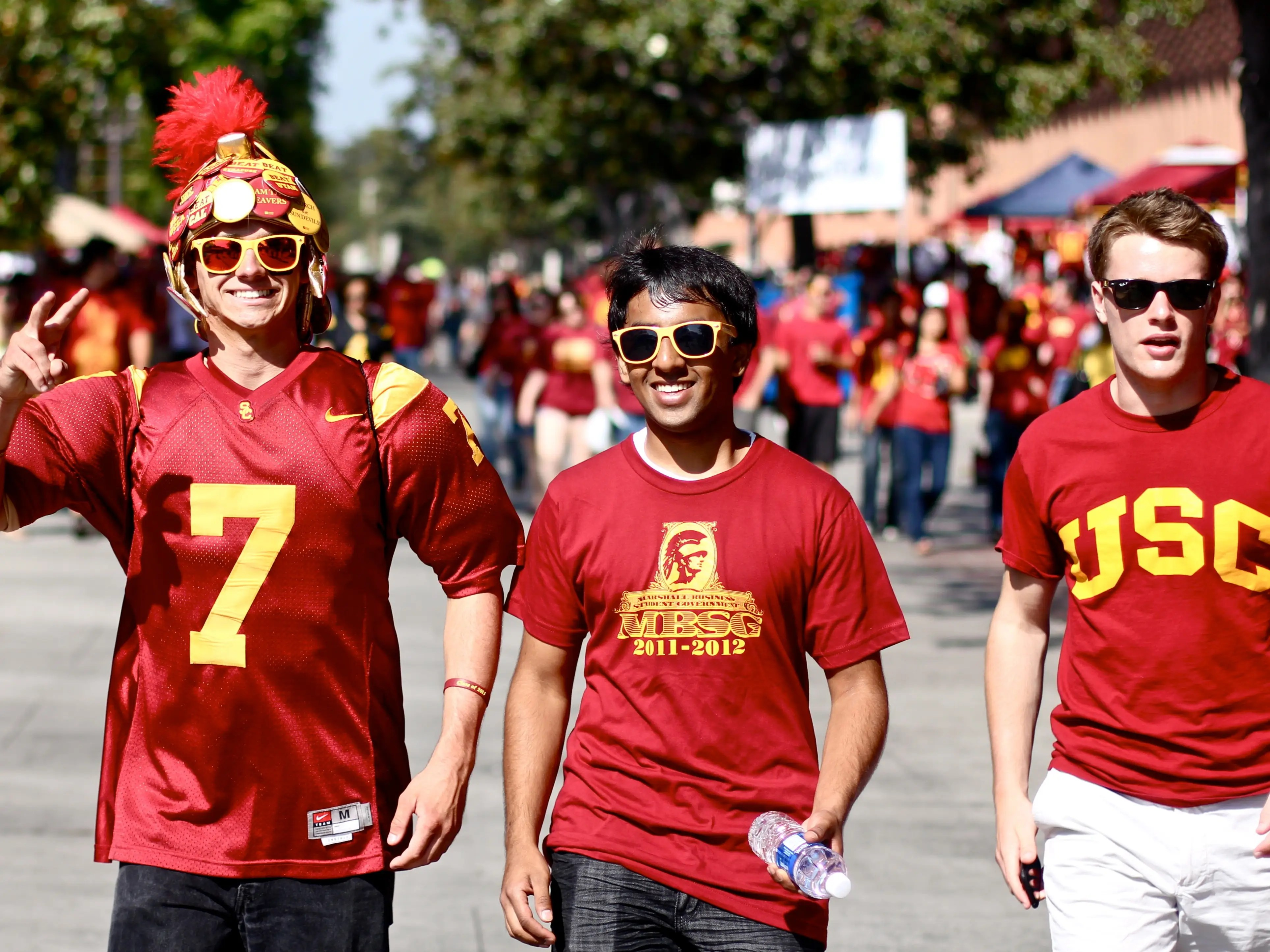 36 (TIE). University of Southern California