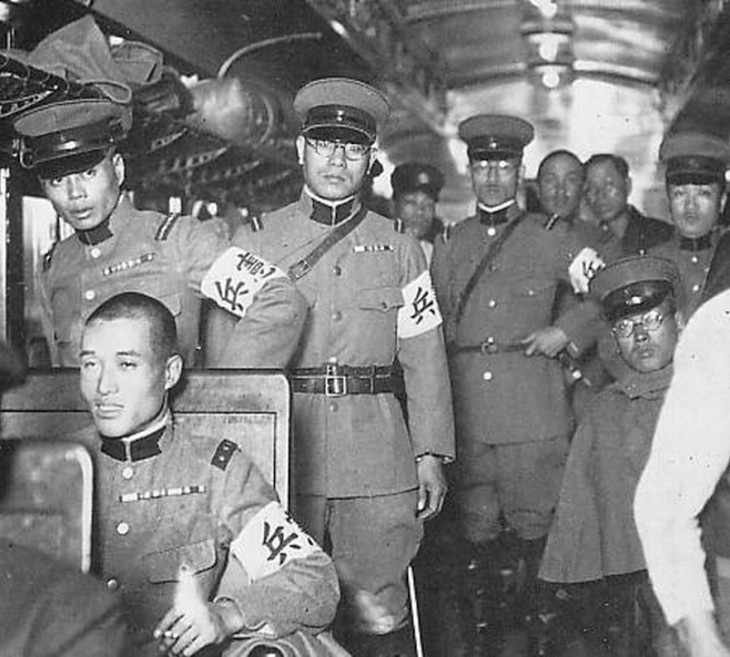 6. During World War II,                                                          the largest                                                          Japanese spy