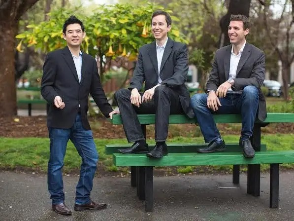 Josh Reeves, Edward Kim, Tomer London, ZenPayroll, sv100 2015