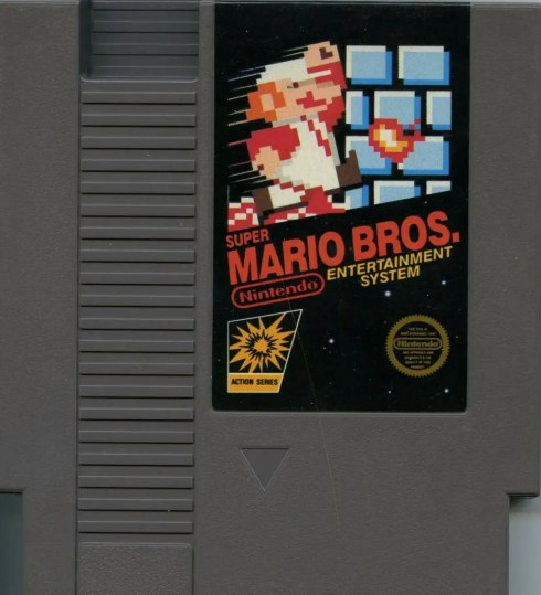 But that's just the beginning. There's a far more involved hack that enables anyone to access hundreds of hidden levels in the original 'Super Mario Bros.' You need three items to pull it off — first up: an original 'Super Mario Bros.' cartridge: