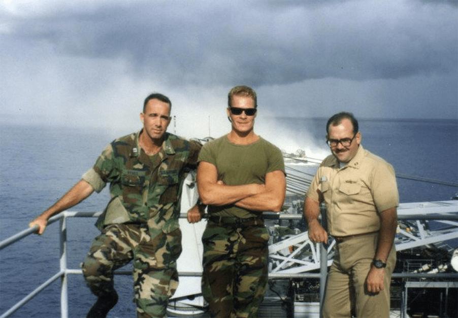 Mark Devine navy seals
