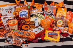 Image result for pumpkin flavored image