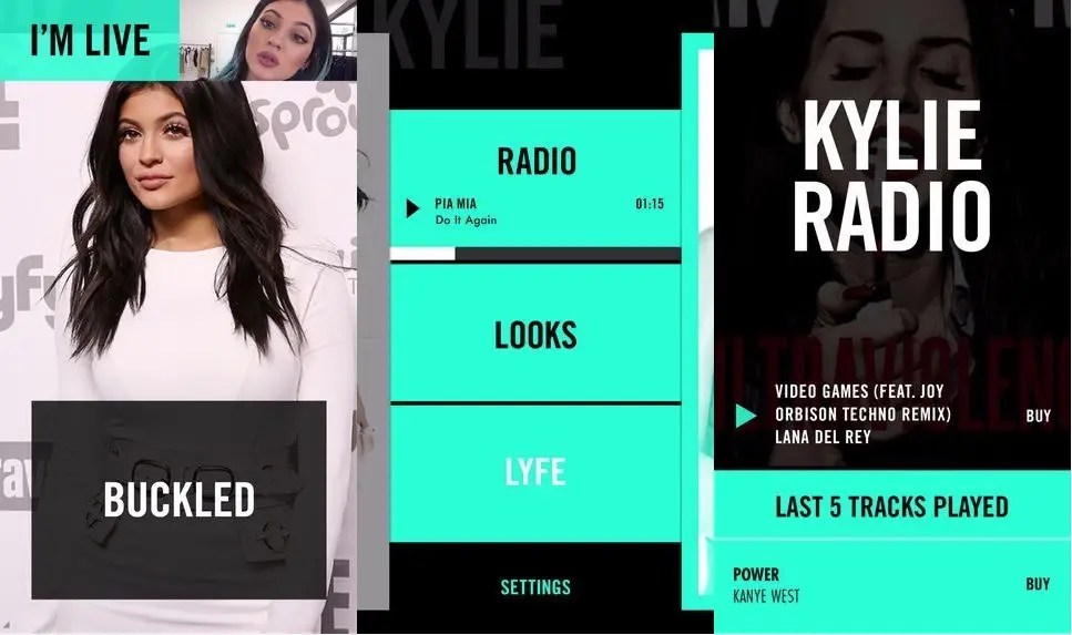 The Kylie Jenner Official App is all about the power of celebrity.
