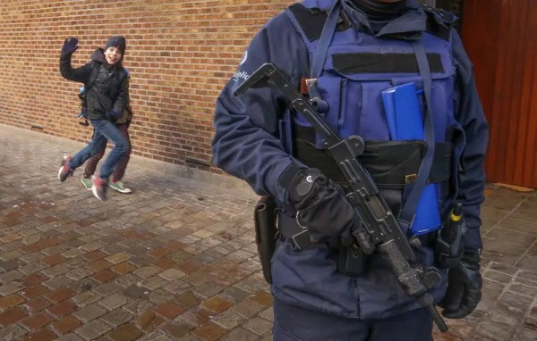 Belgian police mount raid linked to attack fears: local ...