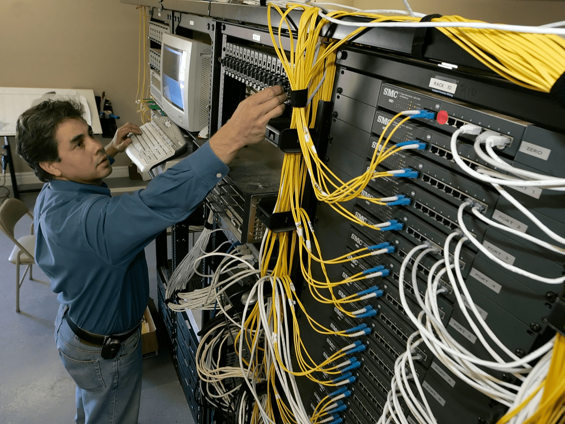 8. Computer and information systems managers