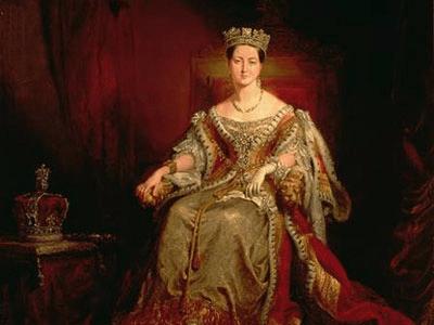 6. Queen Victoria.