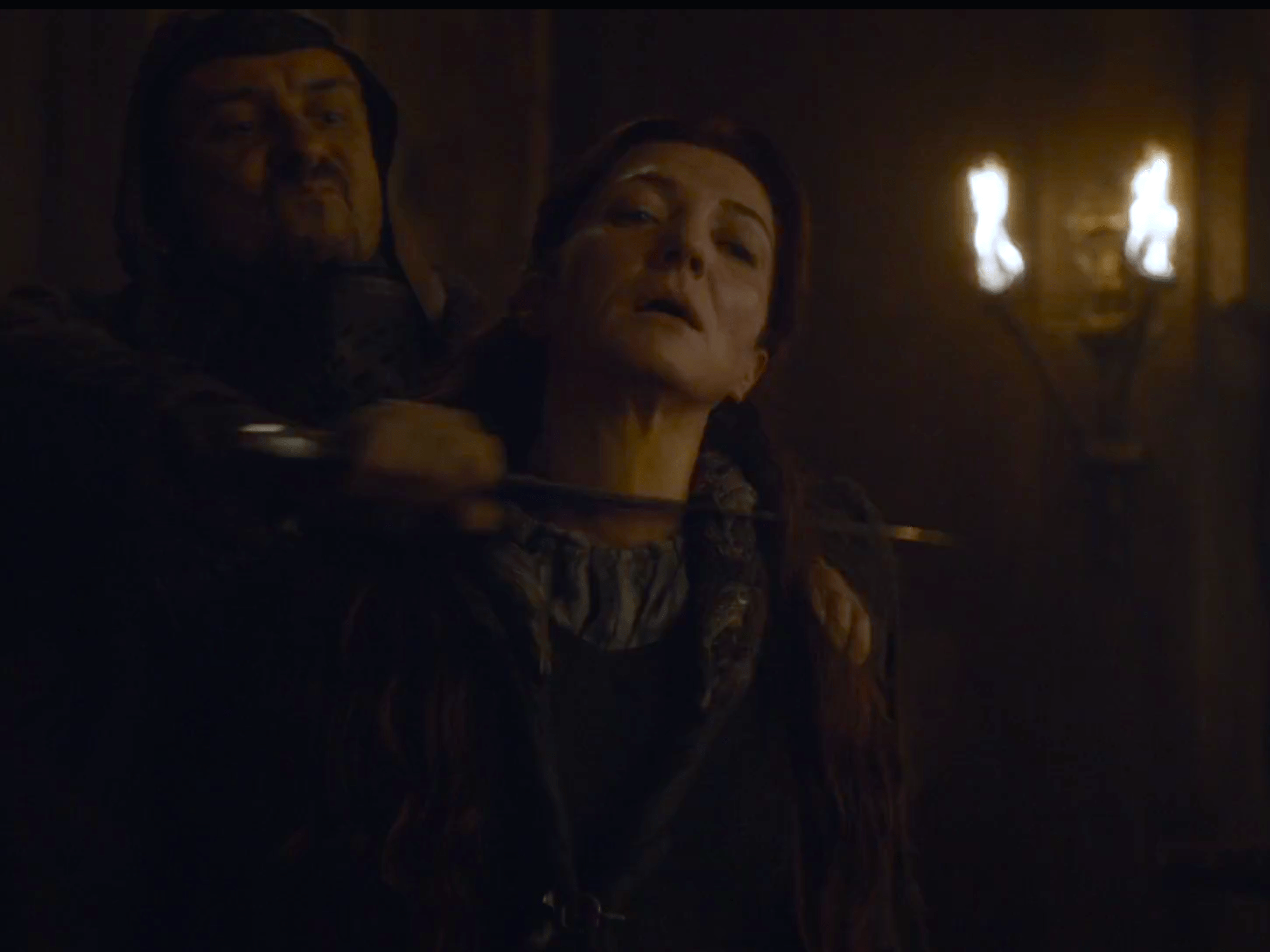 Game Of Thrones Lady Stoneheart Teased For Season Six