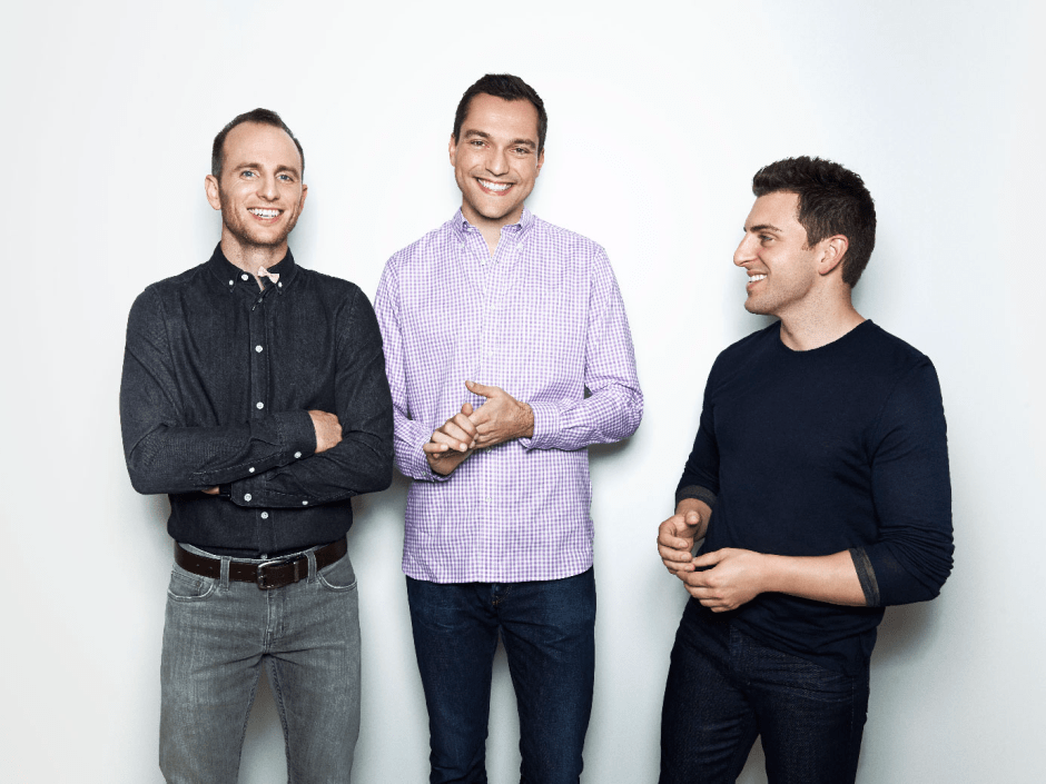 Along with a third cofounder, Nathan Blecharczyk, Gebbia and Chesky started what was at the time called Airbedandbreakfast.com.