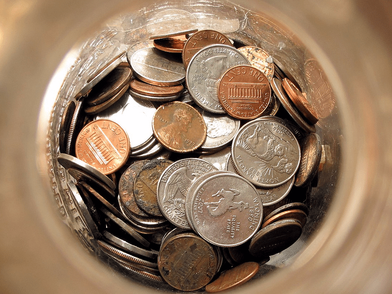 Don't use all of your pennies in Canada.