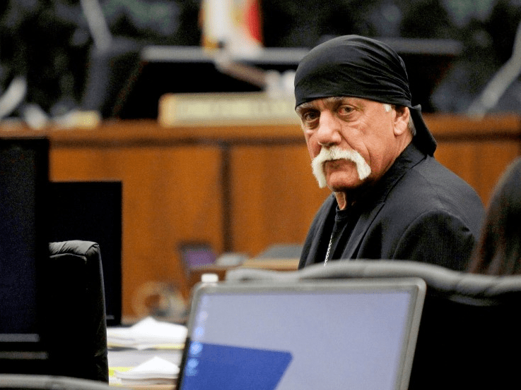 March: Hulk Hogan wins in the sex-tape fight against Gawker.