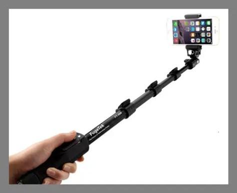 A selfie stick