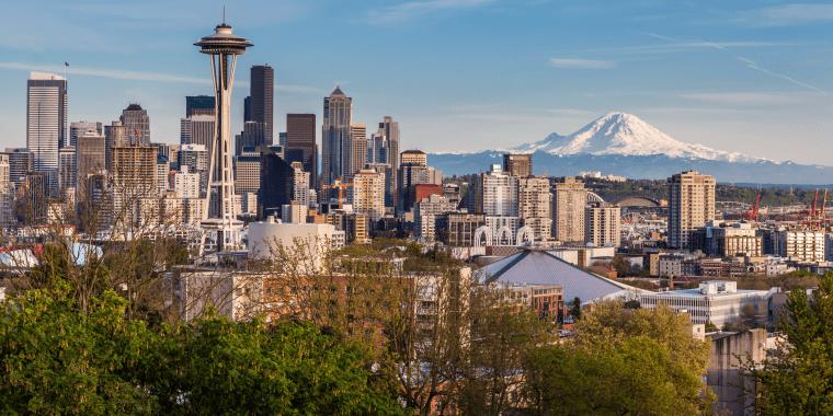 11. Seattle, Washington - 20%