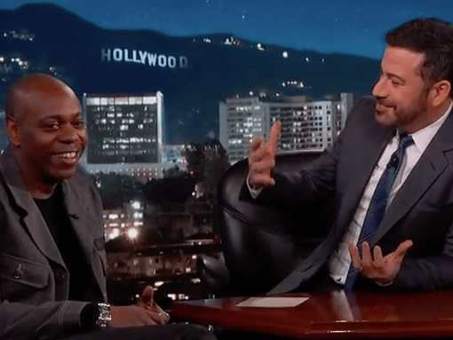 Why Dave Chappelle says he made 2 new Netflix specials ...