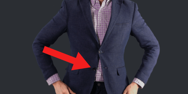 The reason you're not supposed to use the bottom button on ...