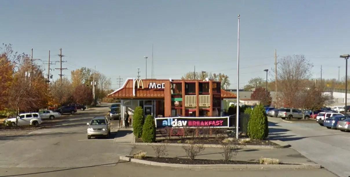 facebook killer mcdonald's 4316_Buffalo_Rd_ _Google_Maps