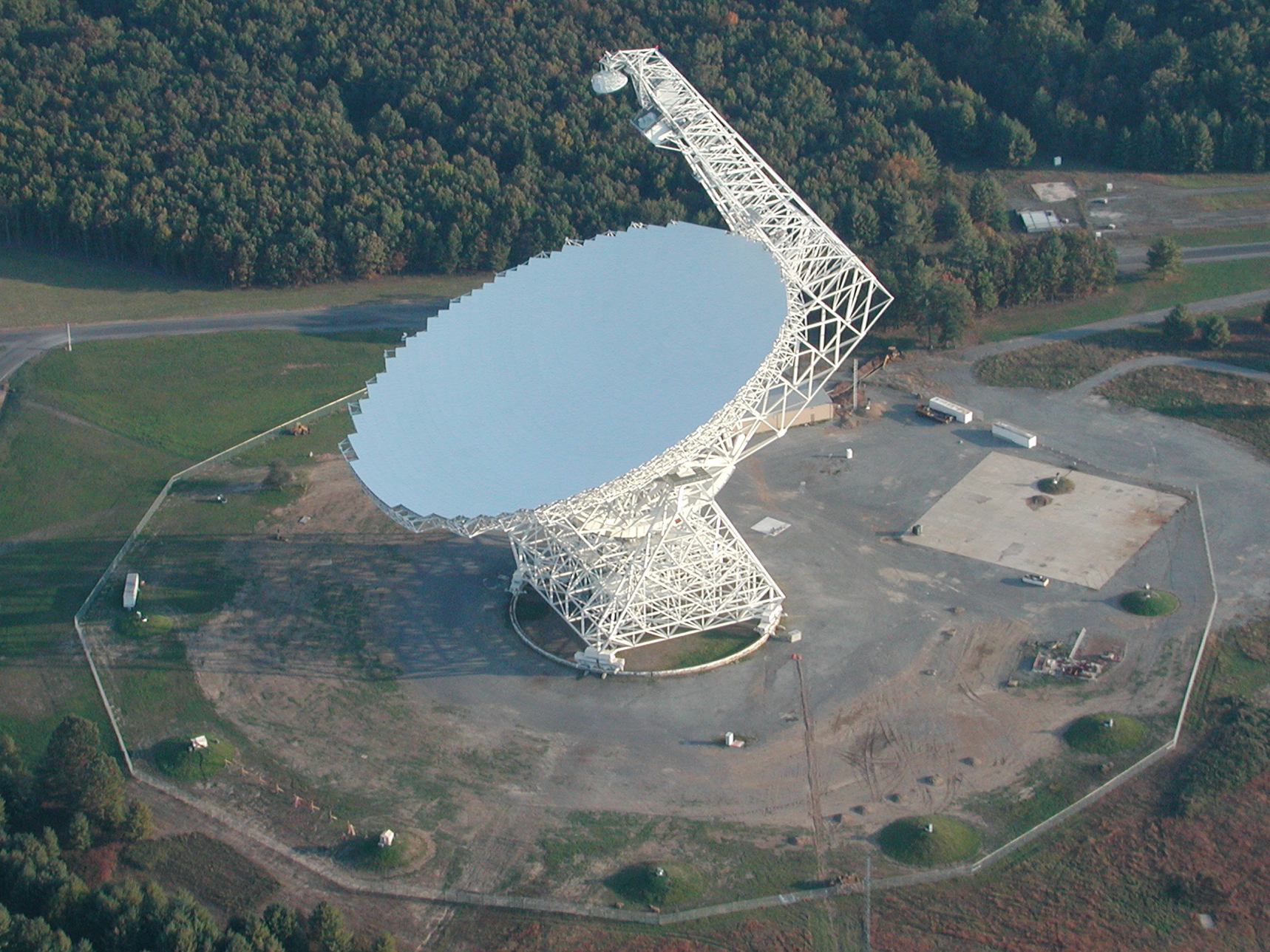green bank radio telescope nrao aui nsf