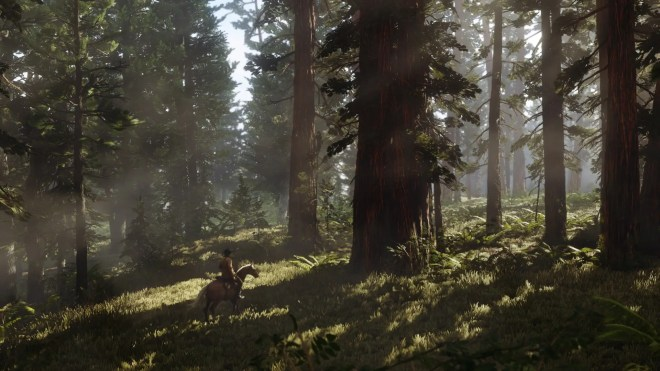 some of the best moments of the original red dead redemption were being alone in a gorgeous area marveling at the lush environment while trotting through on horseback those quiet moments will clearly make a return in the sequel - جديد لعبة Red Dead Redemption II 2018