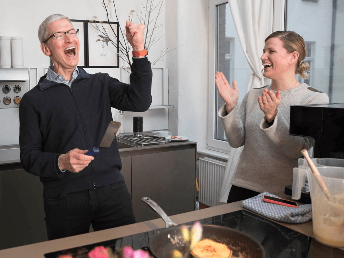 Kitchen Stories, a beautiful cooking app that Apple CEO Tim Cook likes