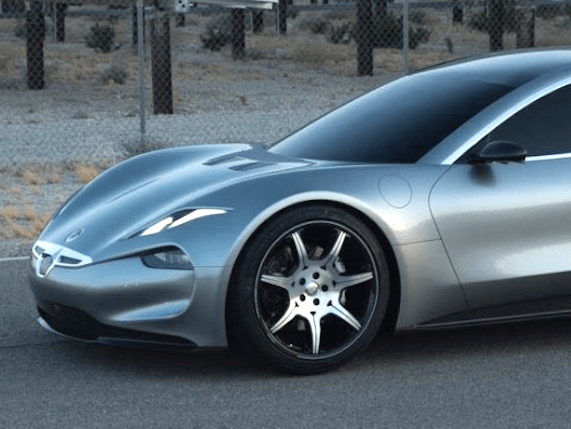 Image result for Tesla's Original Designer Created a New Car and It Charges in Just 9 Minutes