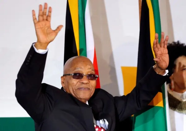 South Africa's ANC says will defeat Zuma no-confidence ...