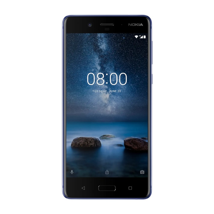 Nokia 8 Polished Blue (4)